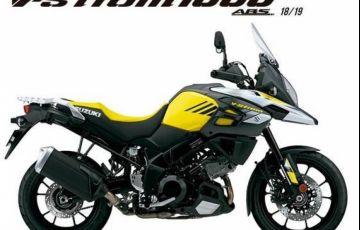 Suzuki V Strom 1000 Abs