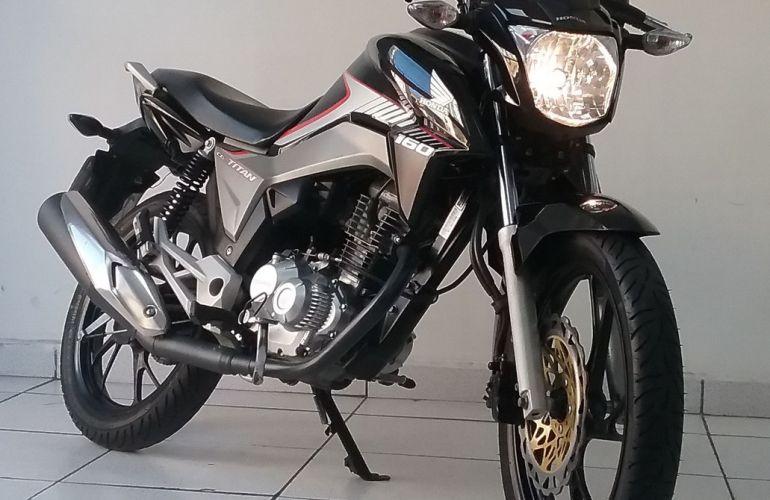 Honda Cg 160 Fan - Foto #10