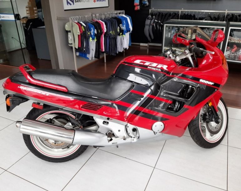 Honda Cbr 1000 F - Foto #2