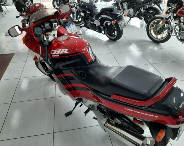 Honda Cbr 1000 F - Foto #4