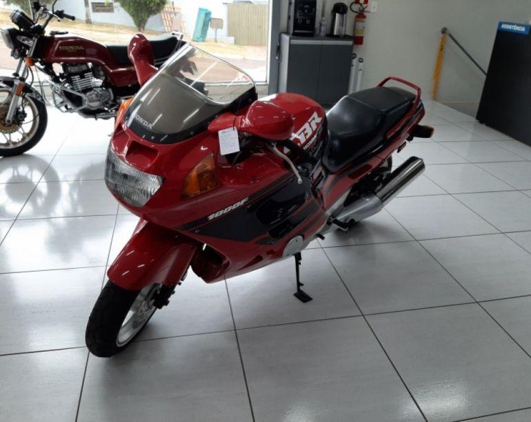Honda Cbr 1000 F - Foto #7