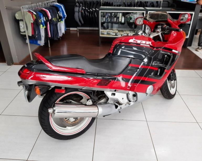 Honda Cbr 1000 F - Foto #8