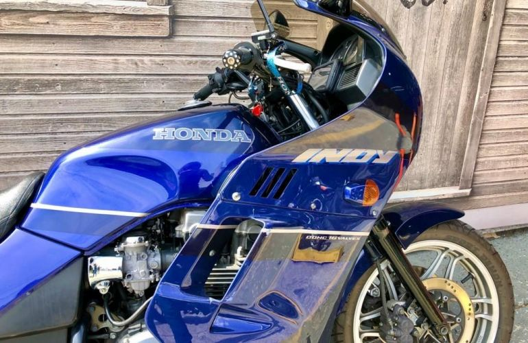 Honda Cbx 750 Four Indy - Foto #2