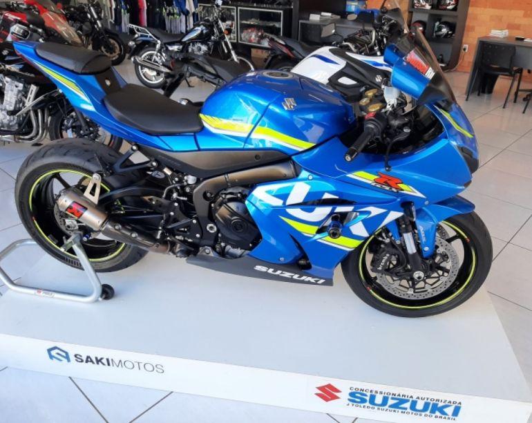 Suzuki Gsx R 1000A Moto GP - Foto #1