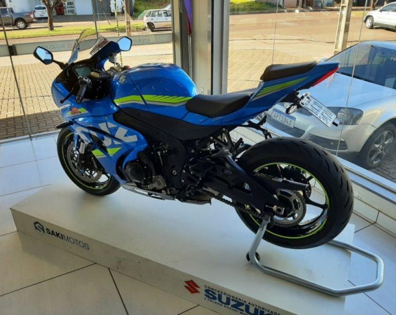 Suzuki Gsx R 1000A Moto GP - Foto #3