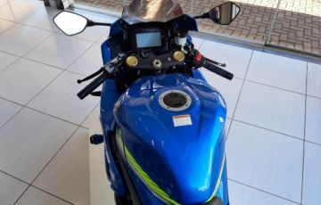 Suzuki Gsx R 1000A Moto GP - Foto #4