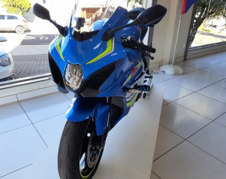 Suzuki Gsx R 1000A Moto GP - Foto #8