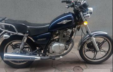 Suzuki Intruder 125 - Foto #5