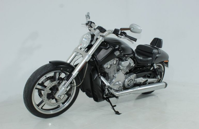 Harley-Davidson V Rod Muscle - Foto #7