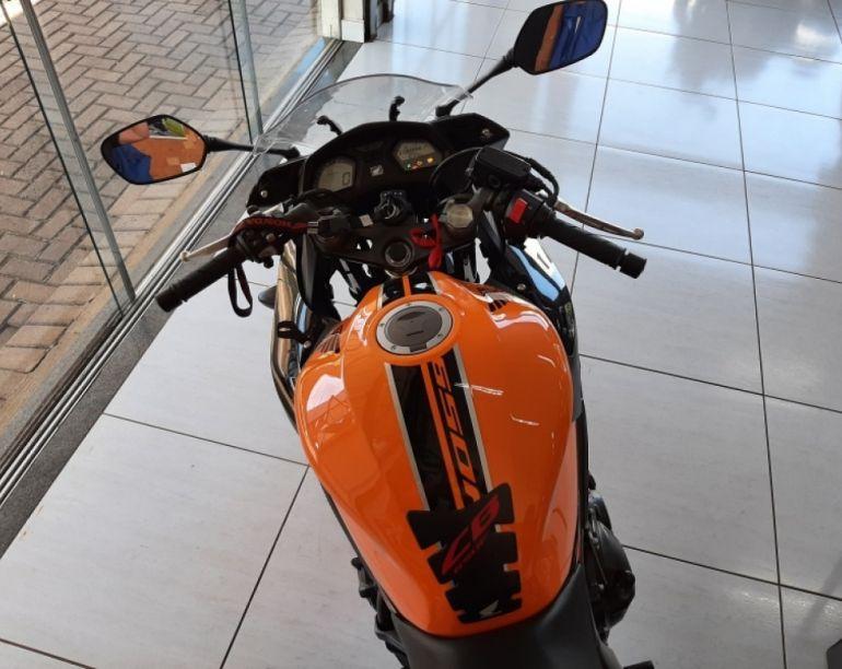 Honda Cbr 650F - Foto #5
