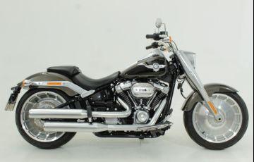Harley-Davidson Softail Fat Boy 114