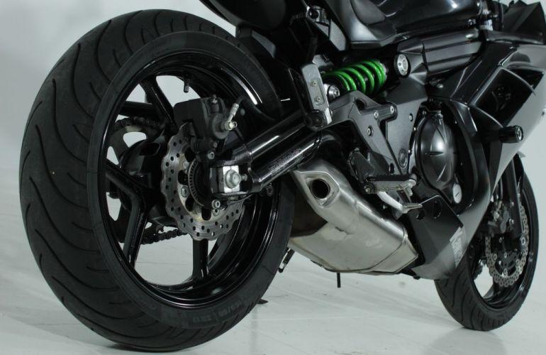 Kawasaki Ninja 650R (ABS) - Foto #6