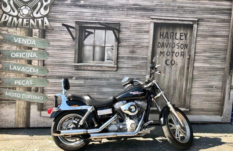 Harley-Davidson Dyna Super Glide - Foto #1