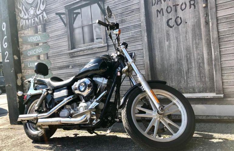 Harley-Davidson Dyna Super Glide - Foto #3