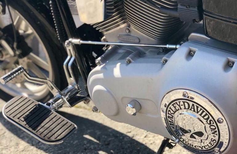 Harley-Davidson Dyna Super Glide - Foto #7