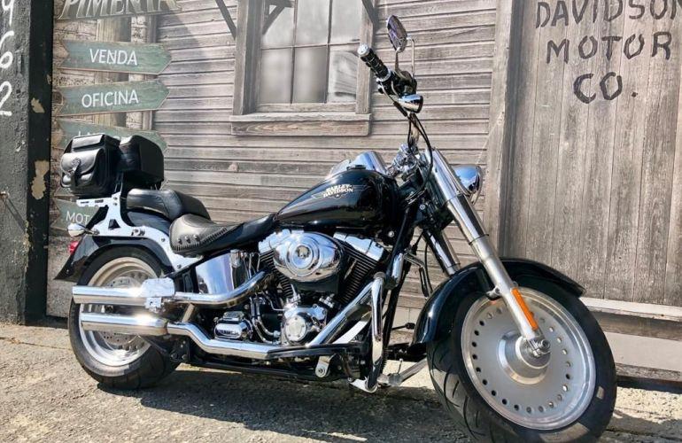 Harley-Davidson Fat Boy Flstf - Foto #2