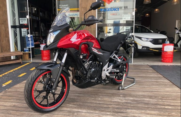 Honda Cb 500 X - Foto #2