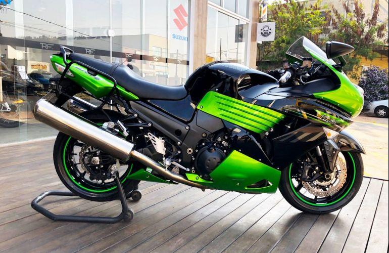 Kawasaki Ninja Zx-14 - Foto #3