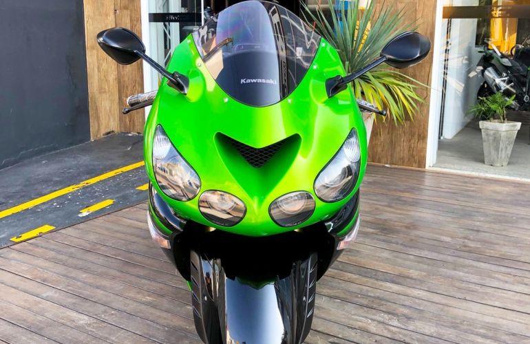 Kawasaki Ninja Zx-14 - Foto #5