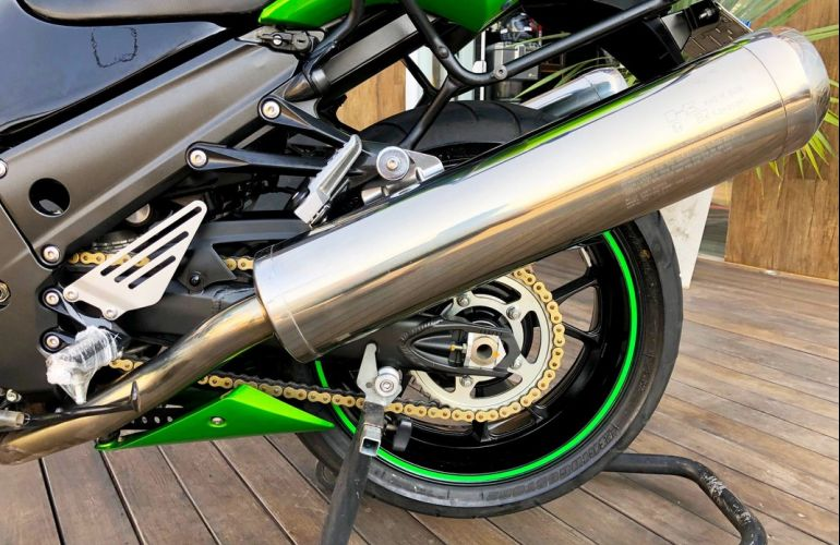 Kawasaki Ninja Zx-14 - Foto #7