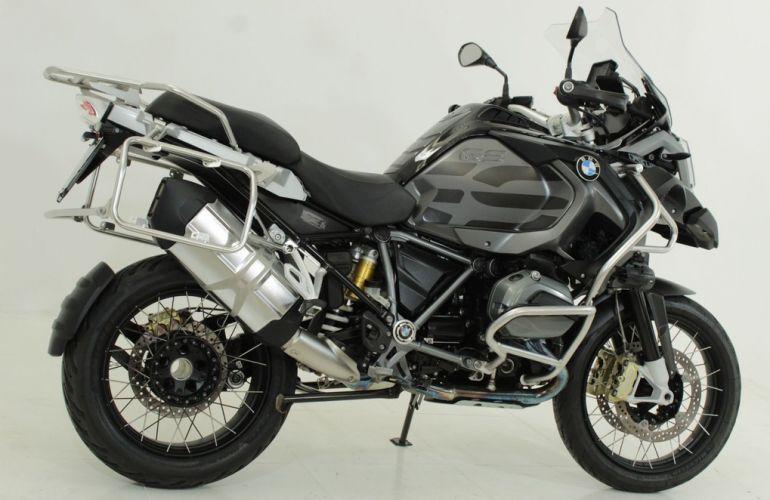 BMW R 1200 GS Adventure Triple Black - Foto #6