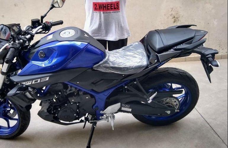 Yamaha MT 03 (ABS) - Foto #6