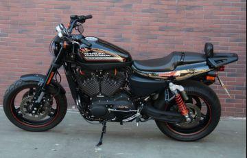 Harley-Davidson Sportster XR 1200X - Foto #10