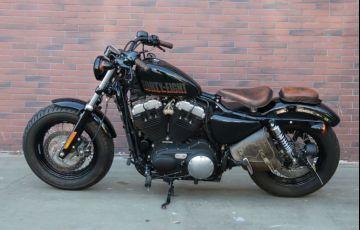 Harley-Davidson Forty-Eight - Foto #9