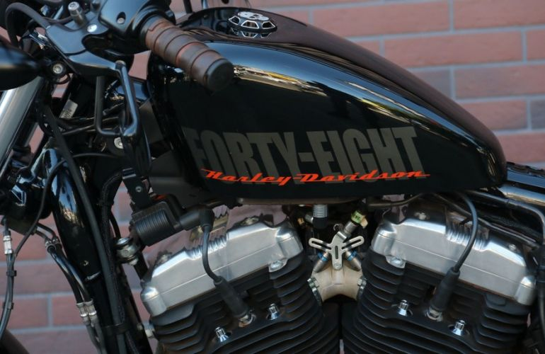 Harley-Davidson Forty-Eight - Foto #10