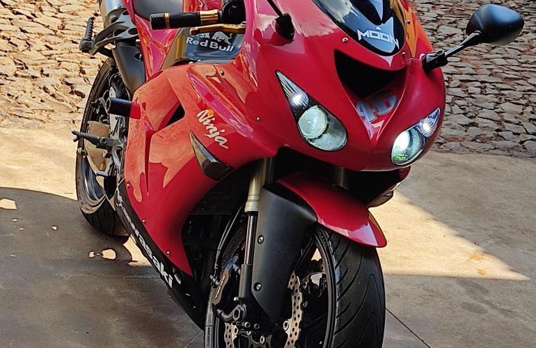 Kawasaki Ninja Zx 14 (1400cc) - Foto #2