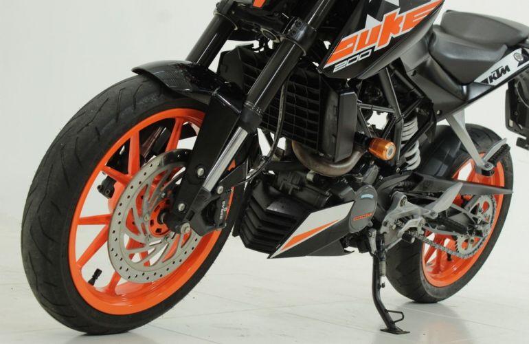 KTM Duke 200 - Foto #5