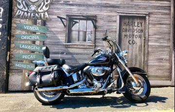Harley-Davidson Heritage Softail Classic - Foto #1