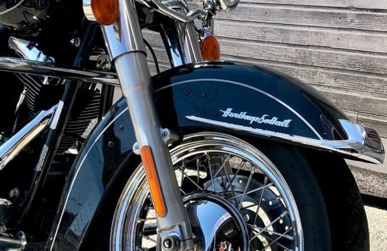 Harley-Davidson Heritage Softail Classic - Foto #4