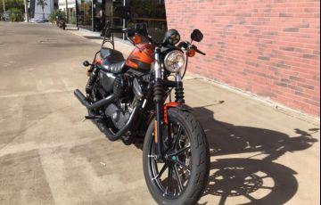 Harley-Davidson Sportster Iron 883 - Foto #6