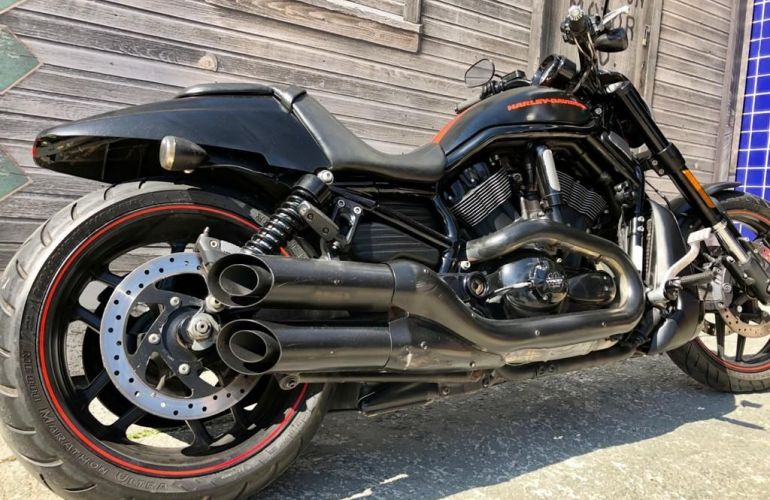Harley-Davidson Night Rod Special - Foto #2