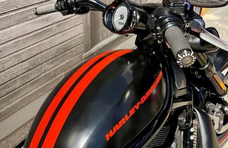 Harley-Davidson Night Rod Special - Foto #4