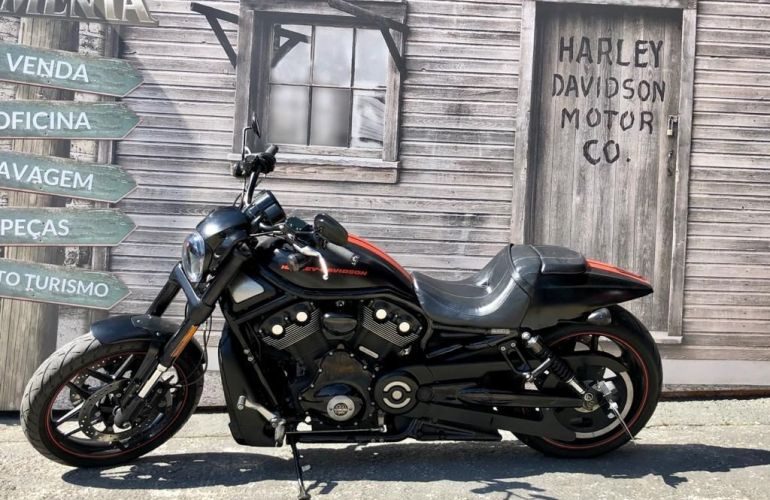 Harley-Davidson Night Rod Special - Foto #6