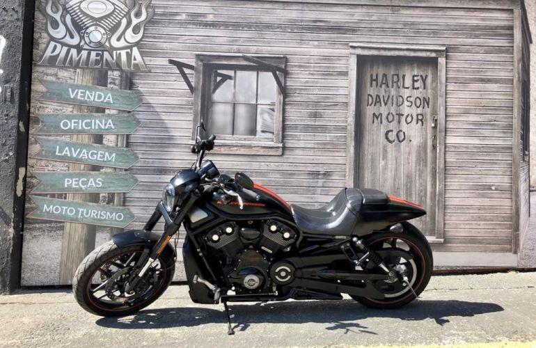 Harley-Davidson Night Rod Special - Foto #7