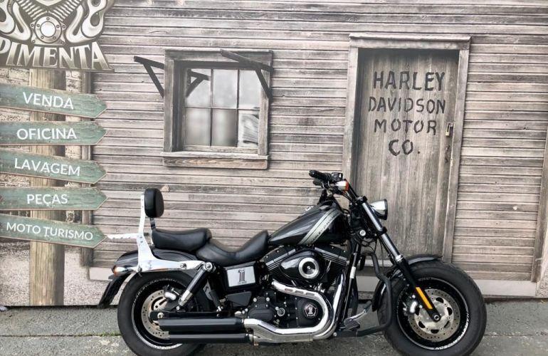 Harley-Davidson Dyna Fat Bob - Foto #1
