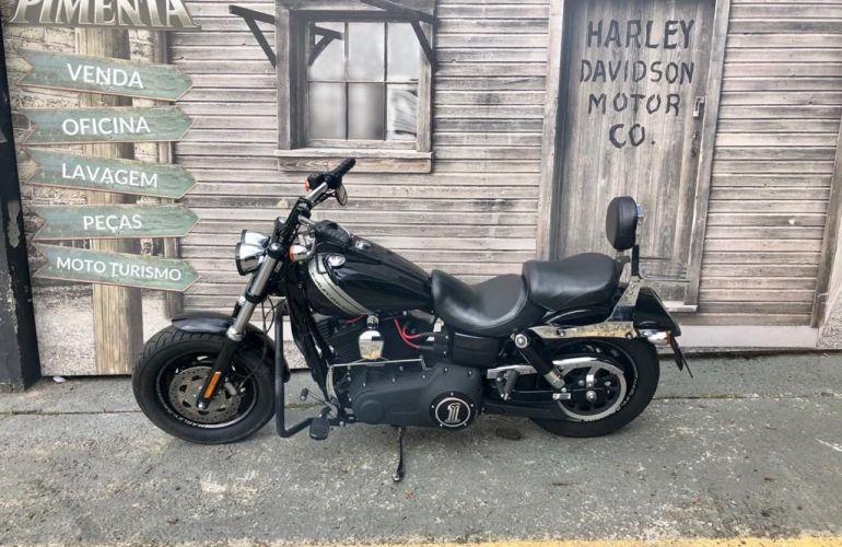 Harley-Davidson Dyna Fat Bob - Foto #5
