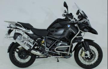 BMW R 1200 GS Adventure Triple Black - Foto #1