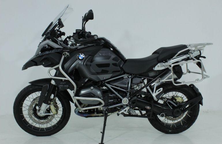 BMW R 1200 GS Adventure Triple Black - Foto #2