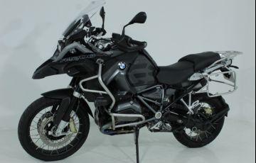 BMW R 1200 GS Adventure Triple Black - Foto #7