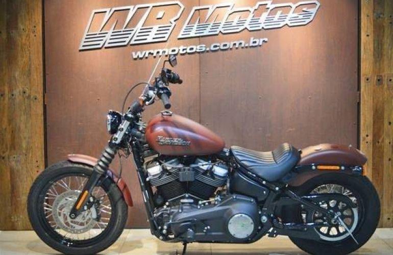 Harley-Davidson Dyna Street Bob - Foto #2
