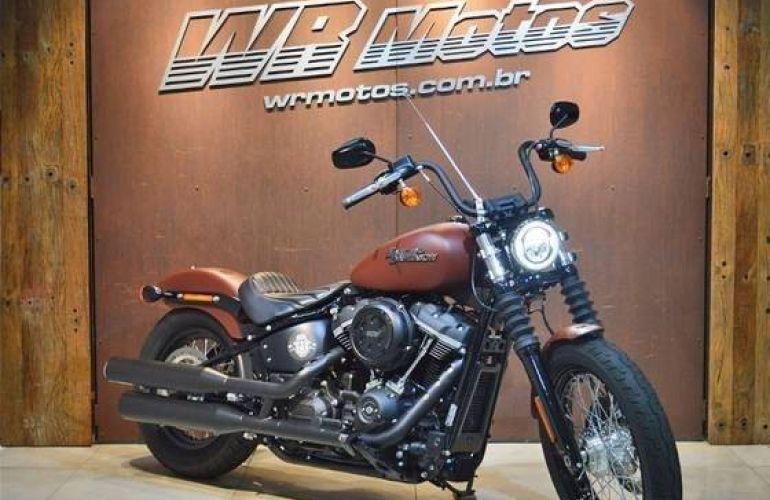 Harley-Davidson Dyna Street Bob - Foto #3