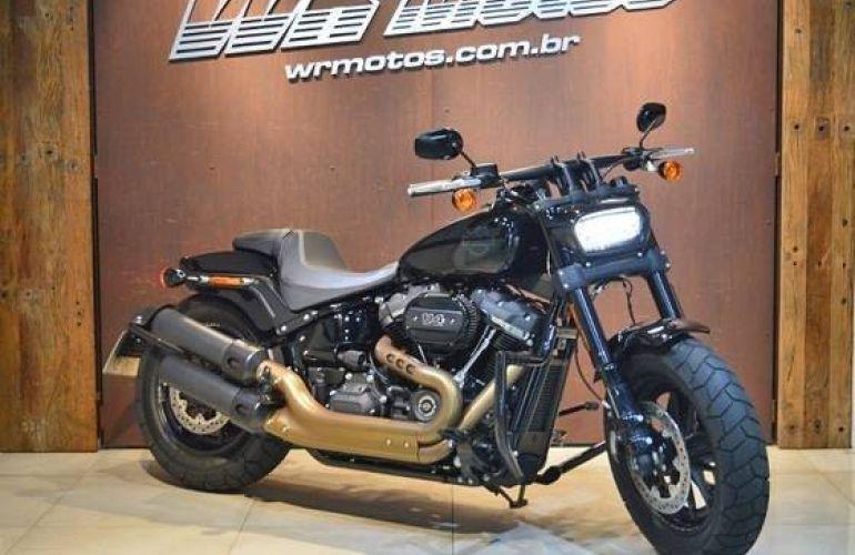 Harley-Davidson Dyna Fat Bob 114 - Foto #3