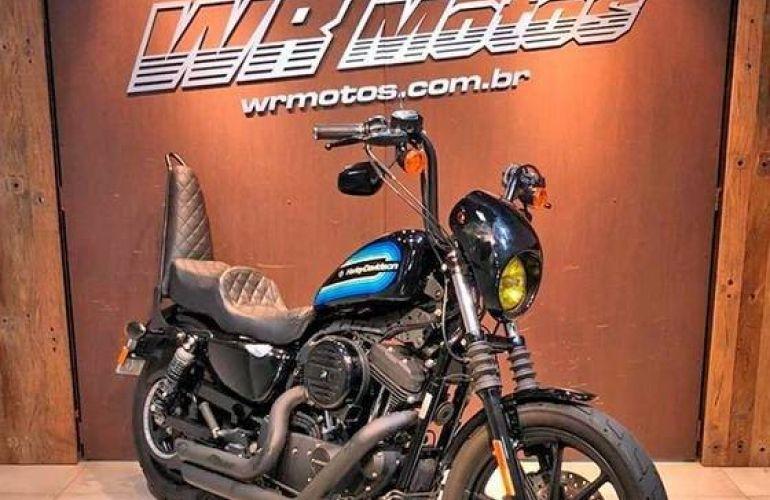 Harley-Davidson Sportster Iron 1200 - Foto #4
