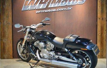 Harley-Davidson V Rod Muscle - Foto #3