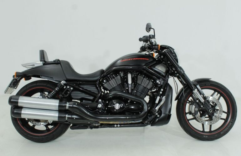 Harley-Davidson V Rod Night Rod Especial - Foto #1