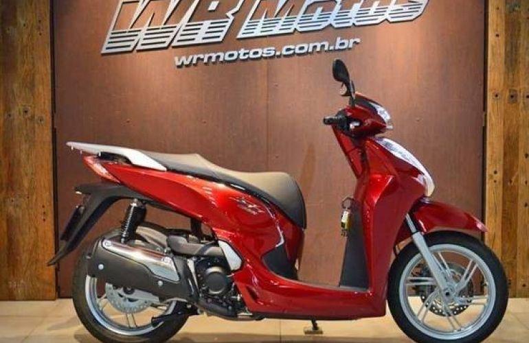 Honda SH 300i - Foto #6